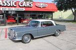 1967 Mercedes-Benz 250SE  for sale $62,500