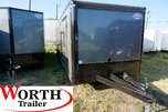 28' NOS Package Race Trailer ST#36500 for Sale $17,300