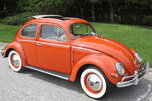 1956 Volkswagen Beetle  for sale $13,200