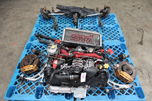 JDM Subaru WRX STi 06 07 V9 EJ207 Turbo Engine DCCD Transmis  for sale $4,500