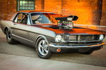 66 Mustang Coupe  for sale $70,000