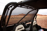 Polaris RZR Razor rear window panel - Mesh  for sale $115