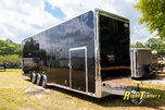 2021 8.5x34 Continental Cargo Stacker Race Trailer for Sale