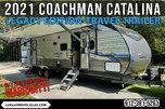 2021 Coachmen CATALINA LEGACY EDITION 323BHDSCK   for sale $39,499