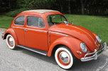 1956 Volkswagen Beetle  for sale $13,200