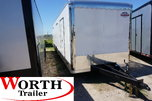 32' ENCLOSED BATHROOM PACKAGE TRAILER  for Sale $28,900