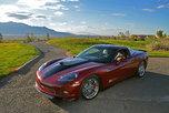 Custom 2007 Z-51 corvette - featured in Vette Magazine