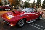 1966 Corvette Pro Street/Drag Car and Trailer For Sale-SoCal  for sale $70,000