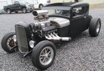 1929 Steel Body Ford Hot Rod with Big Block Motor  for sale $24,900
