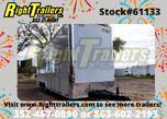 2021 8.5 x 30 Team Spirit Stacker Trailer  for sale $32,999