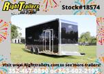 2020 8.5' x 22' ATC Race Trailer
