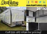 2021 34' Cargo Mate Race Trailer for Sale