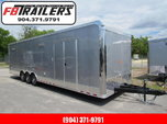 2021 Cargo Mate 32ft Eliminator Series Car / Racing Trailer  for sale $23,999