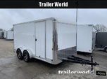2020 Continental Cargo MC 7' x 14' Enclosed Motorcycle Trail  for sale $7,295