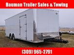 2020 United Trailers XLT 8.5X26TA52 Car / Racing Trailer  for sale $11,500
