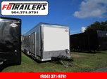 2021 Cargo Mate 32' Eliminator Series Car / Racing Trailer  for sale $25,999