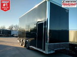 "2020 United Super Hauler 8.5X22 Stacker 54"" Extra Height  for sale $34,995"