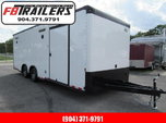 2021 Continental Cargo 24ft Black Out Car / Racing Trailer  for sale $16,999