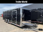 2020 Continental Trailers 24' Race Trailer Spread Axles for Sale $13,995