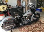1948 Harley Davidson El Panhead  for sale $15,000