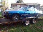 1980 CAMARO.  for sale $8,500
