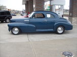 Lower Price-See Pictures-Nice 1948 Chevy Stylemaster Coupe S  for sale $13,900