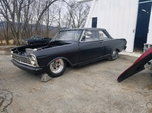 65 nova roller clean title and vin dbl frame real 7.50 cert  for sale $18,000