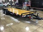 2021 Sure-Trac 7X20 Car/ Equipment Trailer