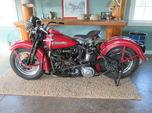 1947 Harley Davidson  for sale $23,000
