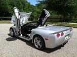 2003 Silver Corvette Convertible  for sale $30,000