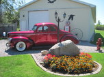 all steel 40 ford coupe  for sale $52,000