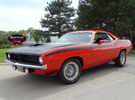 1970 Plymouth Cuda  for sale $97,000