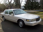 1995 Lincoln Town Car  for sale $3,500