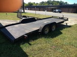 20' METAL TRAILER  for sale $2,000