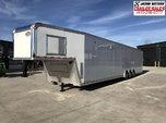 2015 United Trailers USHGN 8.5x48 Car / Racing Trailer....ST