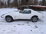 1975 Corvette  for sale $9,500