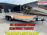 2021 Legend 7X20 Equipment/Car Trailer  for Sale $6,599