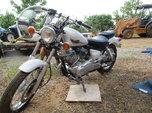 2014 YAMAHA V-Star 250  for sale $2,000