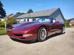 2003 Corvette conv,6speed  for sale $36,900