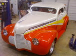 1940 Chevy Pro Street full custom  for sale $39,500