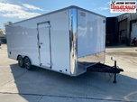 2021 United XLT 8.5X20 Car/Race Trailer #3728