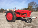 1939 M Farmall Pulling Tractor  for sale $6,250