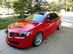 2009 Pontiac G8 S/C  for sale $35,000