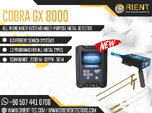 COBRA GX 8000 – Best treasure Hunting Device for Prosp  for sale $1