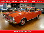 1966 Plymouth Barracuda  for sale $21,900