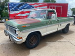 1970 FORD F250  for sale $13,995
