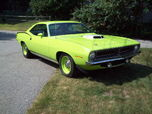 1970 Plymouth Cuda  for sale $400,000