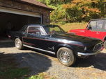1968 Ford Mustang  for sale $27,500