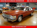 1978 Cadillac  for sale $9,900