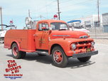 1951  ford   Firetruck  for sale $10,900